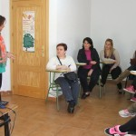 Vecinas de Brazatortas toman parte en un curso de gestión administrativa básica ofertado por el Ayuntamiento