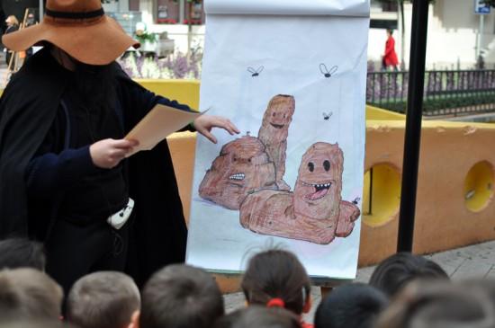 Campaña de concienciación dirigida a escolares