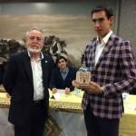 La peña Capote de Oro otorgó sus premios taurinos