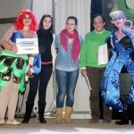 Almodóvar del Campo: Gran participación en los concursos de disfraces del lunes
