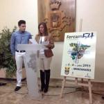 Manzanares: Presentado el cartel anunciador de la primera edición nacional de FERCAM