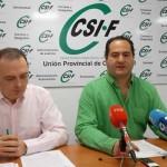 El presidente de CSI·F Ciudad Real denuncia la «persecución» al sindicato por parte de las administraciones