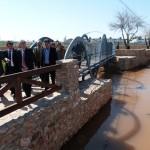 La CHG limpiará y mejorará la capacidad del cauce del Azuer a su paso por el término municipal de Daimiel