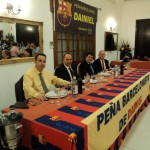 La Peña Barcelonista de Daimiel celebra su cena anual