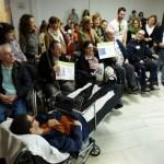 «No sigas la corriente del consumo», cartel vencedor del XI Concurso de Carteles para discapacitados de la OMIC