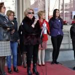 Ciudad Real: División y ausencias en un día con poco que celebrar tras el manoseo político del Centro de la Mujer