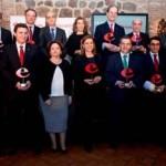 "Caja Rural CLM recibe el premio ""Estrategia Empresarial"""