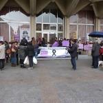 Ciudad Real: La Asamblea Feminismos se concentra contra la violencia machista