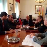 Ciudad Real: El subdelegado del Gobierno se reúne con representantes de Unión Fenosa