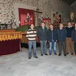 Almodóvar del Campo: las hermandades abren al público el nuevo guardapasos tras convertirlo en museo