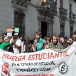 Ciudad Real: Los estudiantes salen a la calle por una educación universitaria accesible