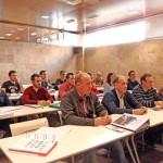 Puertollano: El Colegio Oficial de Ingenieros Industriales inicia el curso de mantenimiento industrial con una veintena de alumnos