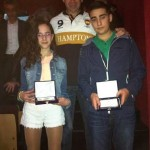 Ciudad Real: Patricia Maldonado y Miguel Jiménez, premiados en la Gala del Kárate