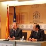 Labrador presenta la Carta de Servicios 2014-2016 de la Delegación del Gobierno en Castilla-La Mancha