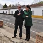 """La alcaldesa de Ciudad Real asegura que la obra de la carretera de Las Casas """"está a punto de comenzar"""""""