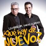 El humor de Leo Harlem y Dani Delacámara, este viernes en el Teatro Auditorio de Valdepeñas