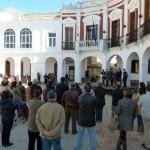 El Ayuntamiento de Manzanares homenajea a las víctimas del terrorismo