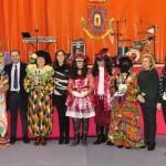 La alcaldesa de Ciudad Real comparte el carnaval con los mayores