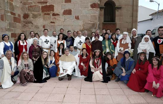 Marín fiestas medievales Montiel. Foto Juan Echagüe/jccm