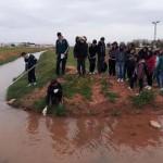 Daimiel: El CIDAHM organiza un muestreo del agua del Azuer