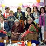 Dos centenarias y una octogenaria, homenajeadas en Torralba de Calatrava por su trabajo de toda una vida