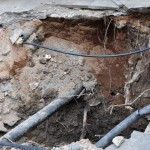 Ciudad Real: Comienzan las obras de reparación de las tuberías de la Plaza Cervantes