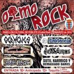 Poblete apuesta por el rock, el rap, el punk y el ska, con el I 'Olmorock'