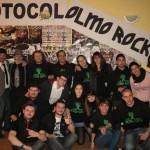 El nuevo festival 'Olmorock' puso ritmo, luz y diversión al fin de semana de Poblete