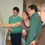 El alcalde de Bolaños se reúne con los redactores del Plan de Ordenación Municipal
