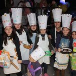 Porzuna: El concurso infantil de disfraces llena la discoteca A4A de personajes de ficción