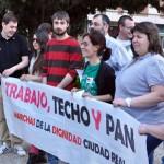 La coordinadora provincial de las Marchas de la Dignidad movilizará a 300 personas el 22 de marzo
