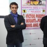Puertollano: Victor Puerto, El Fandi y Diego Ventura en la corrida de toros de la Feria de Mayo