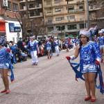 """Puertollano vivió el día grande del carnaval con el desfile y el premio """"Josito"""" para el Centro de Mayores"""