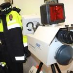 La Policía Local de Puertollano intensificará el control y vigilancia de la velocidad de los vehículos