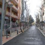 El Ayuntamiento comienza hoy las obras de asfaltado de seis calles de la capital y de Las Casas