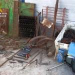 La Guardia Civil detiene a dos personas e imputa a una tercera por 47 delitos cometidos explotaciones agrícolas y casas de campo