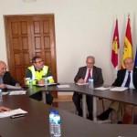 El subdelegado del Gobierno en Ciudad Real preside la Comisión Provincial de Tráfico