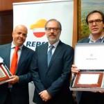 Repsol concede los Premios de Seguridad 2013 a las empresas Denion Control y Applus Norcontrol