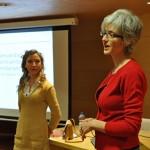 Ciudad Real: Blanca Torres desnuda las claves para disfrutar de la sexualidad y la sensualidad durante el embarazo y la lactancia