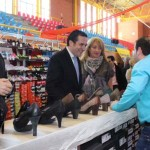 Lucas-Torres muestra el apoyo del Gobierno regional a las PYMES y autónomos de Castilla-La Mancha