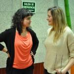 Ciudad Real: Lourdes Mateos y Sara Rodrigo proponen abordar la cuestión de los transgénicos sin extremismos