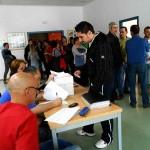 Los directivos y la asamblea de trabajadores ponen la mortaja a la fábrica de Solaria en Puertollano