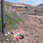 Puertollano: Roban el cable de cobre del alumbrado público del Parque del Terri