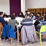 Termina el curso de Agroecología y la preparación del huerto de prácticas en Torralba de Calatrava