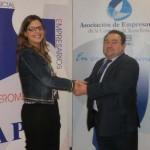 APES y la Asociación de Empresarios de Tomelloso firman un ambicioso convenio de colaboración