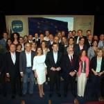 Cospedal presenta la candidatura del PP a las europeas: «El socialismo, el comunismo y los nacionalismos son mirar al pasado»