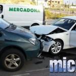 Ciudad Real: Accidente en la Avenida de Jesús Garrido