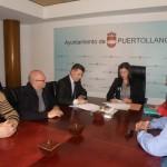 Cocemfe Oretania Ciudad Real y Ayuntamiento de Puertollano colaboran para mejorar e futuro laboral de discapacitados