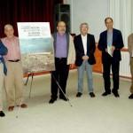 José Rivero y Diego Peris presentan su libro sobre los pueblos de colonización de la provincia