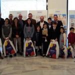 Criptana: Entregados los premios del XVI Concurso de Dibujos 'La Semana Santa de los Niños'